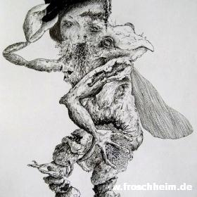 Fliegenfrau