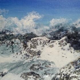 Kleines Alpenstück